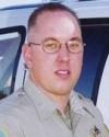 Deputy Sheriff David William Wargo, Jr.   Maricopa County Sheriff's Office, Arizona
