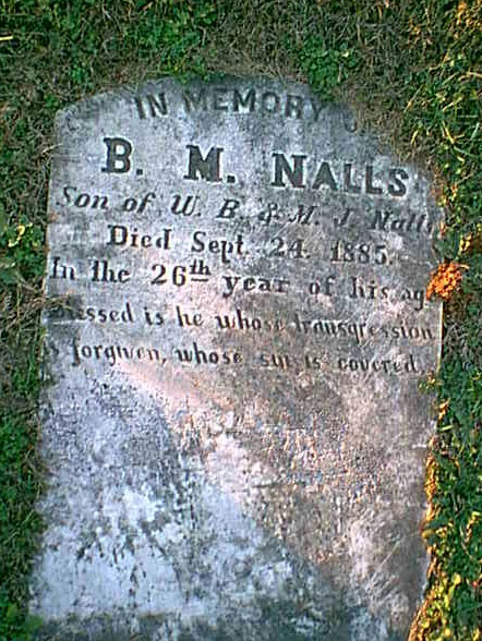 Constable Benjamin M. Nalls | Culpeper County Constable's Office, Virginia