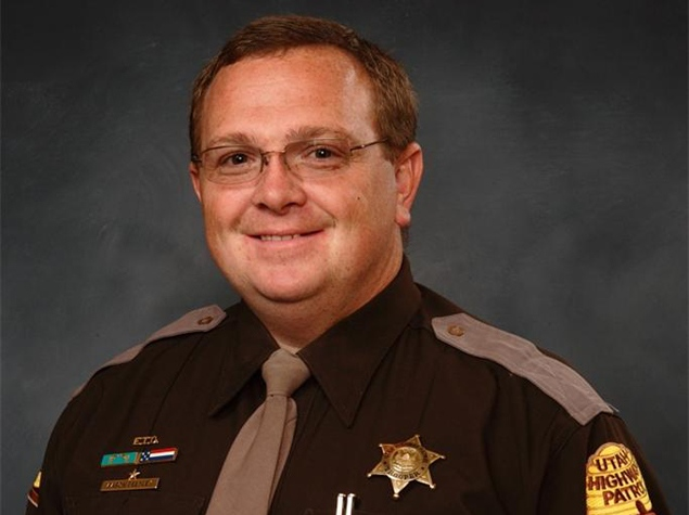 Trooper Aaron Robert Beesley | Utah Highway Patrol, Utah