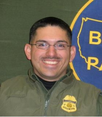 Border Patrol Agent Leopoldo Cavazos, Jr. | United States Department of Homeland Security - Customs and Border Protection - United States Border Patrol, U.S. Government