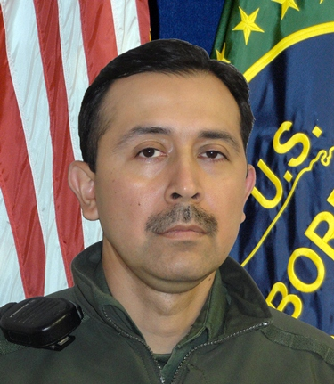 Border Patrol Agent James Ray Dominguez | United States Department of Homeland Security - Customs and Border Protection - United States Border Patrol, U.S. Government