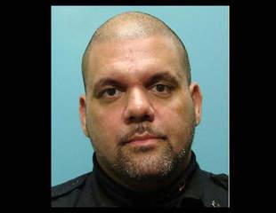 Police Officer Forrest Edward