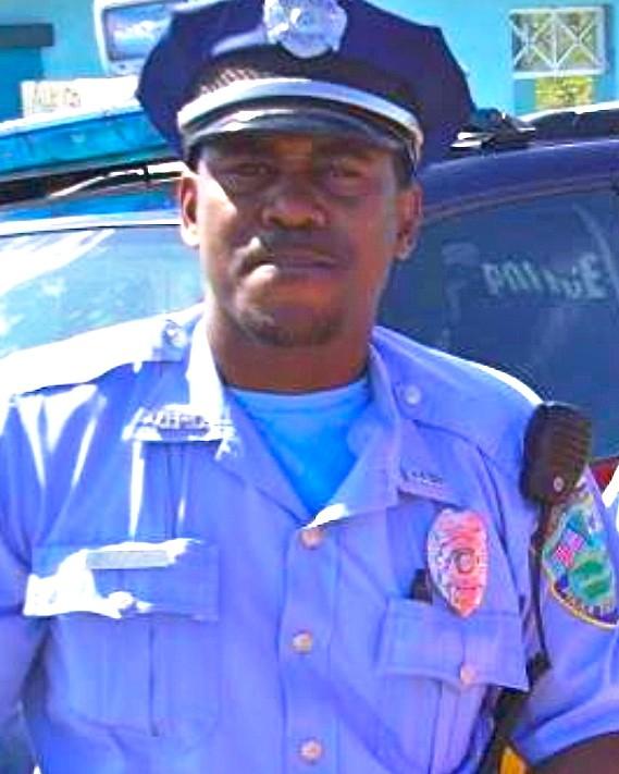 Police Officer Colvin Terrance Georges, Sr. | Virgin Islands Police Department, Virgin Islands