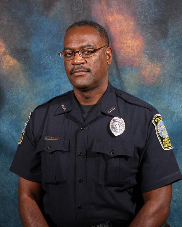 Police Officer Elgin Levarn Daniel | Henry County Police Department, Georgia