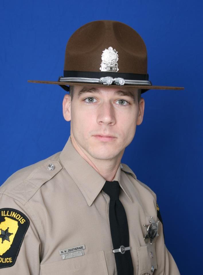 Trooper Kyle William Deatherage | Illinois State Police, Illinois