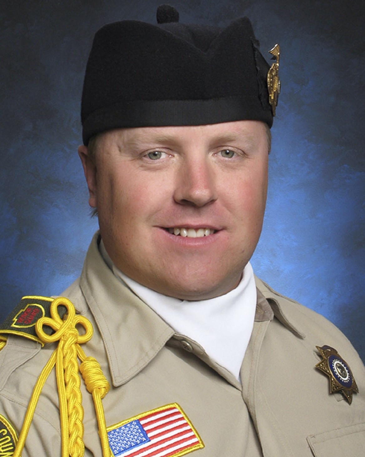 Detective Jeremiah Alan MacKay | San Bernardino County Sheriff's Department, California