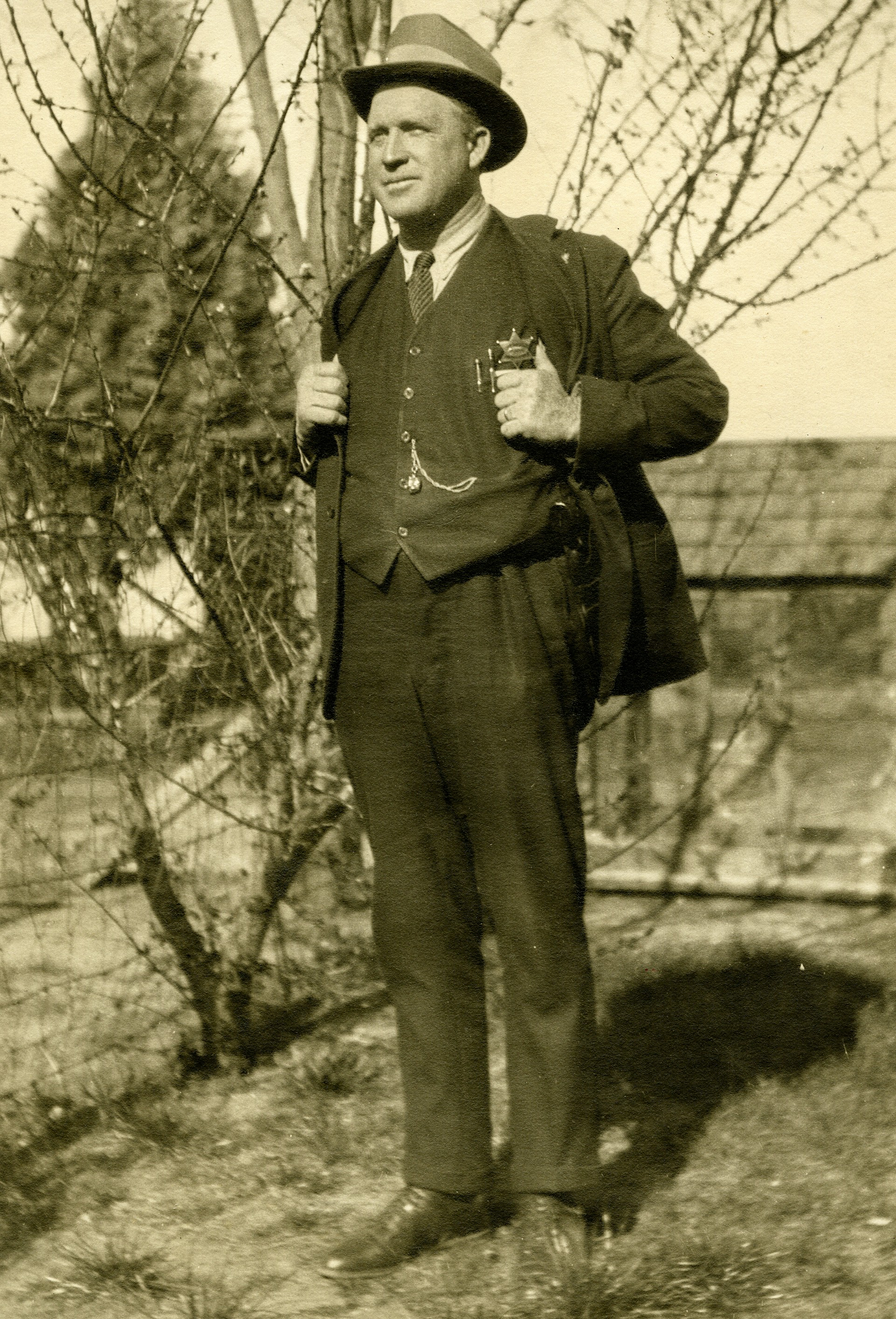 Deputy Constable J. Edward Brown | Los Angeles County Constable's Office, California