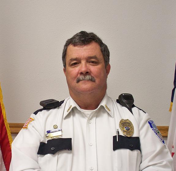 Chief of Police Robert Lynn Smith | Stuart Police Department, Iowa
