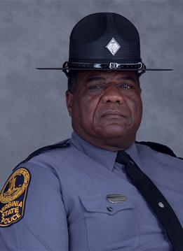 Master Trooper Junius Alvin Walker | Virginia State Police, Virginia