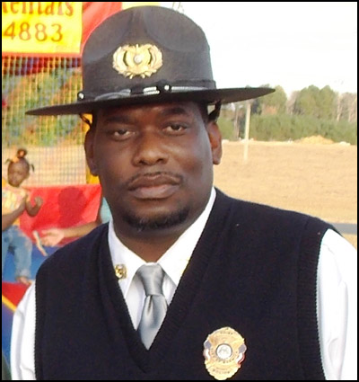 Chief of Police Anthony Quinn Barfield, Sr. | Barwick Police Department, Georgia