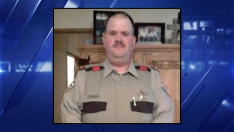 Deputy Sheriff Chad Christian Key | Grayson County Sheriff's Office, Texas