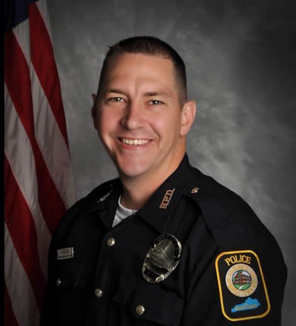 Police Officer Jason Scott Ellis | Bardstown Police Department, Kentucky