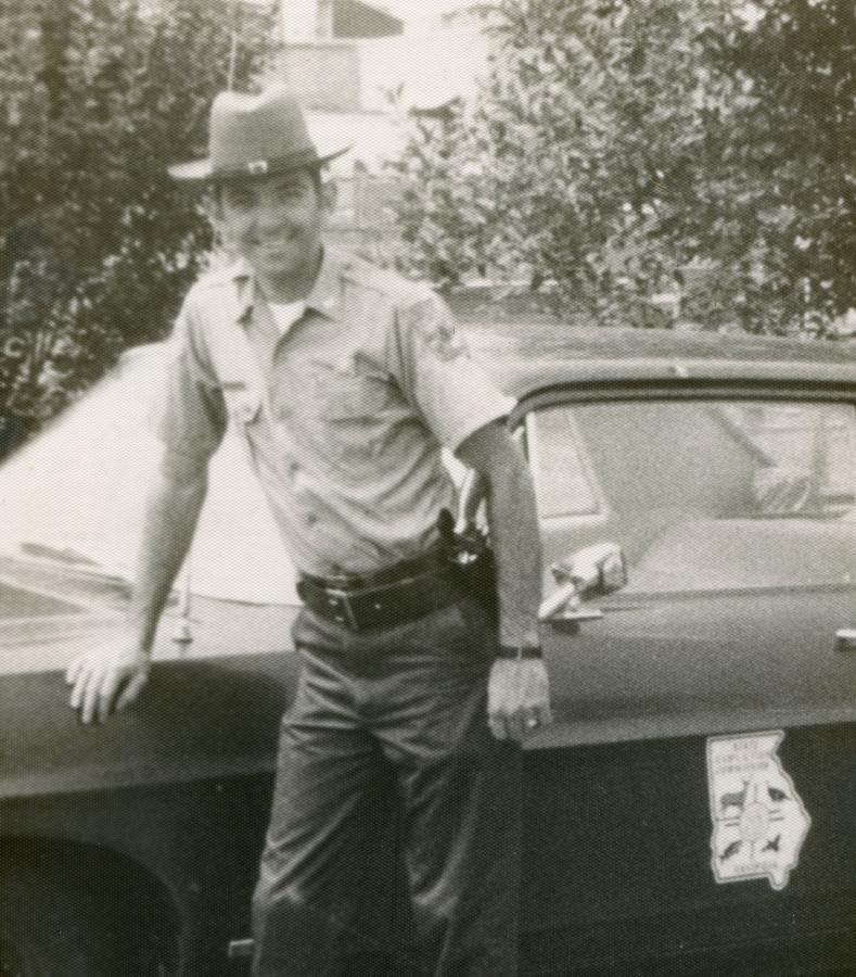 Ranger William Lee Bryant | Georgia Department of Natural Resources, Georgia
