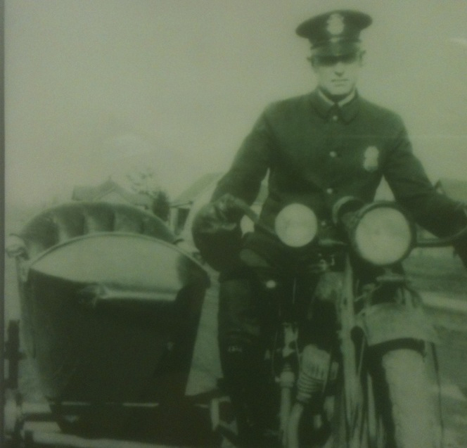 Patrolman Otto Brown | Bellingham Police Department, Washington