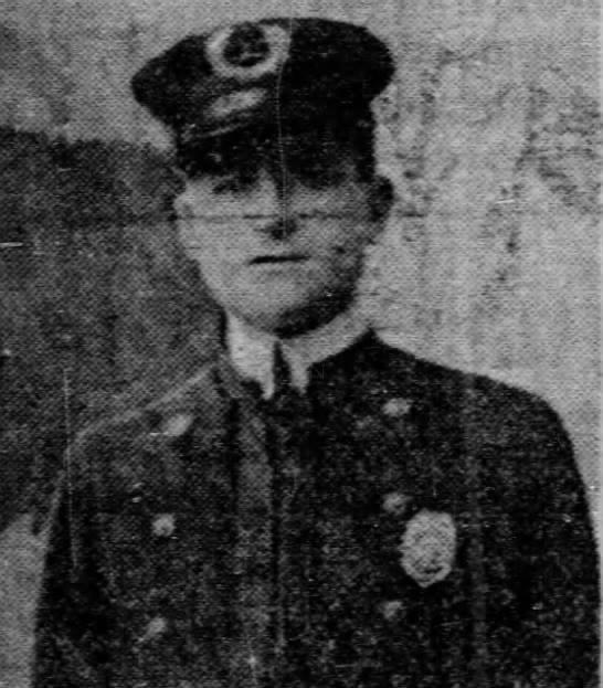 Police Officer Robert McLean Hamilton | Turtle Creek Borough Police Department, Pennsylvania