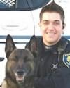 Police Officer Casey Joseph Kohlmeier | Pontiac Police Department, Illinois