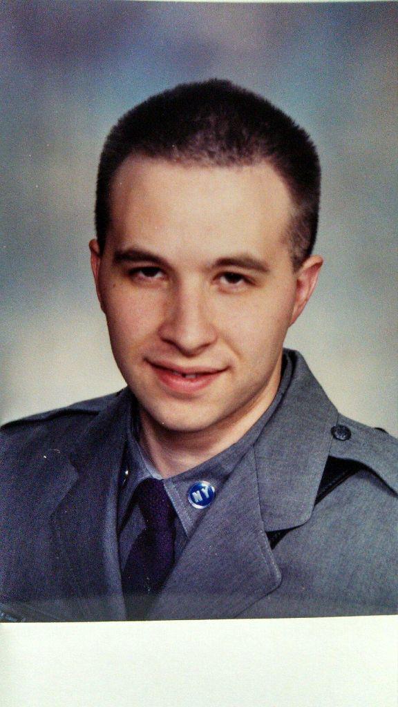 Trooper David W. Cunniff | New York State Police, New York