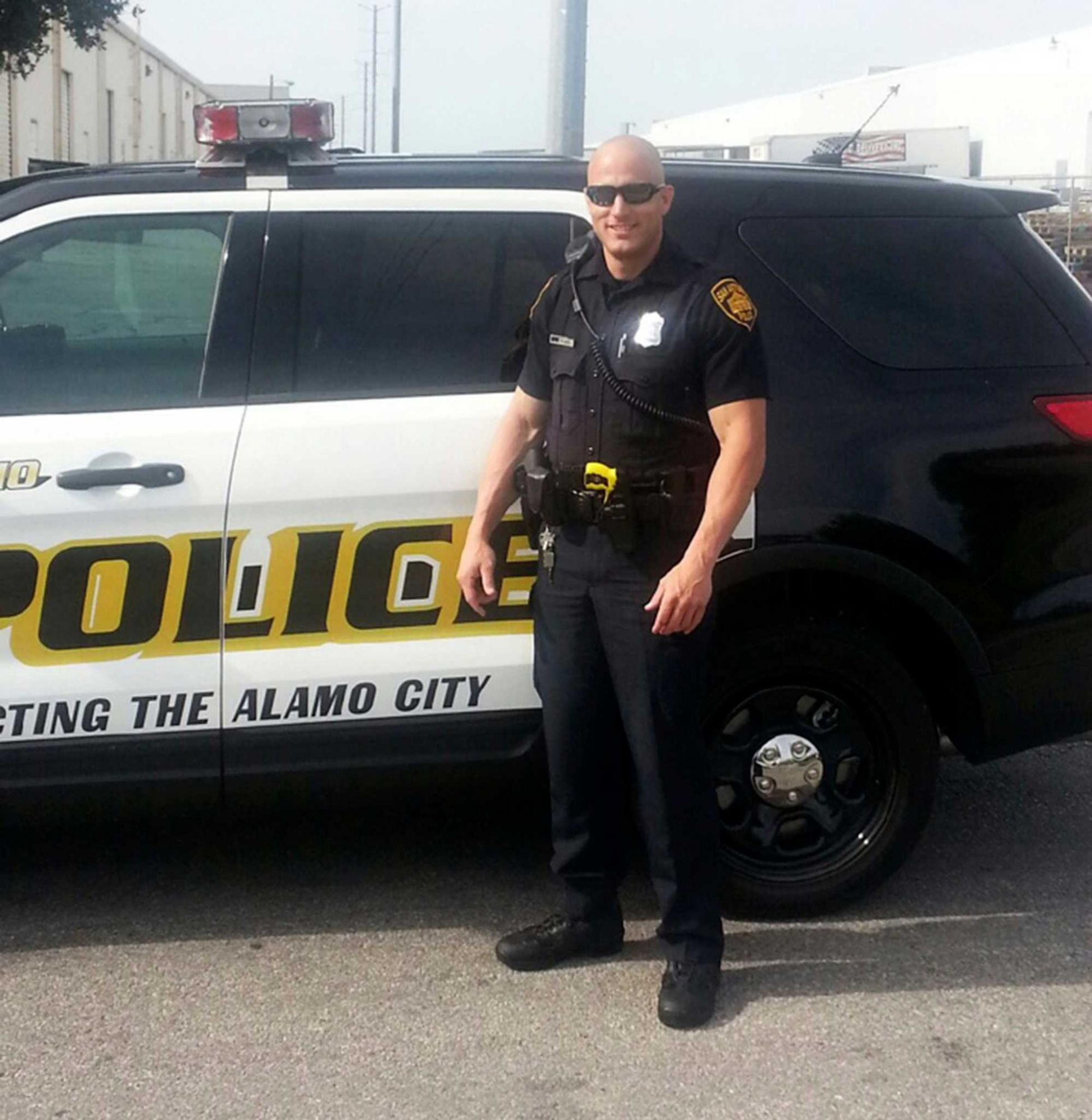 Police Officer Robert Carey Deckard, Jr. | San Antonio Police Department, Texas