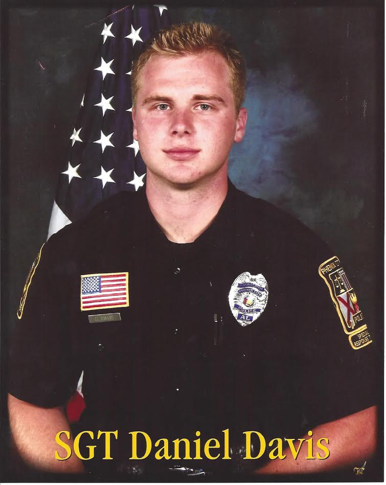 Sergeant Daniel Verle Davis | Phenix City Police Department, Alabama