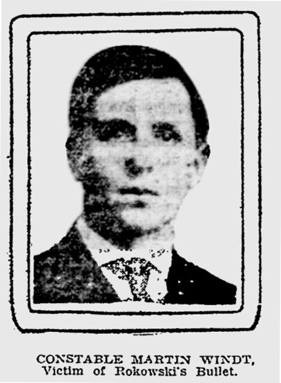 Constable Martin F. Windt   Pennsylvania State Constable - Allegheny County, Pennsylvania