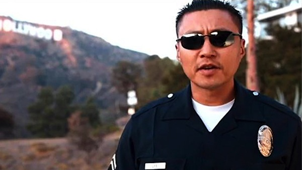 Police Officer III Nicholas Choung Lee | Los Angeles Police Department, California
