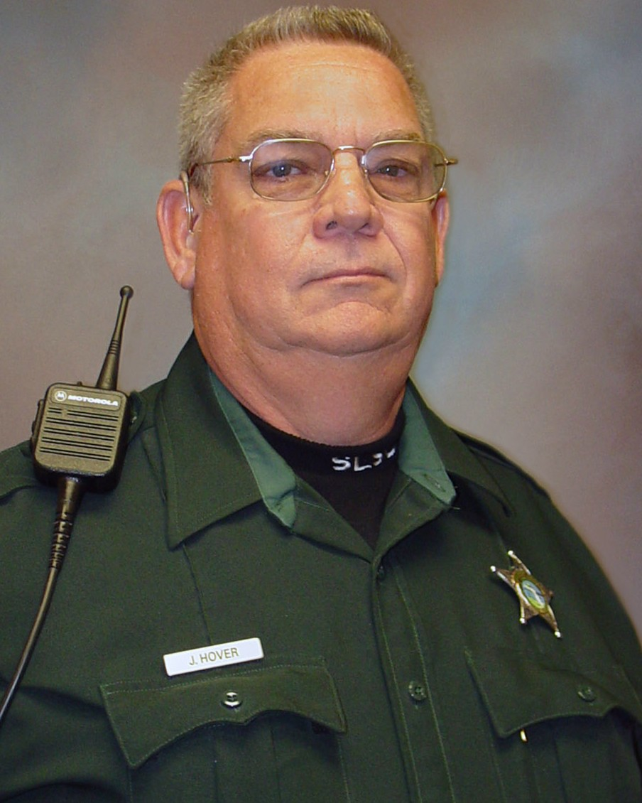Master Deputy Joseph S. Hover | St. Lucie County Sheriff's Office, Florida