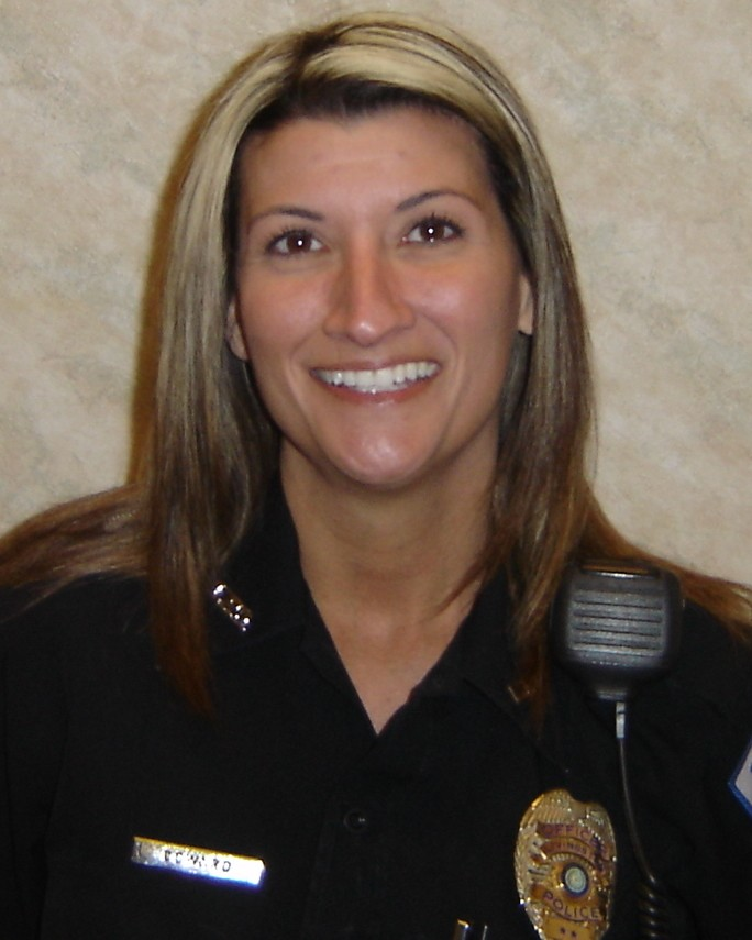 Police Officer Caran R. Coward | Livingston Police Department, Texas