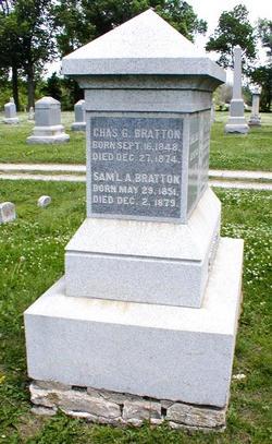 Police Officer Charles G. Bratton   Burlingame Police Department, Kansas