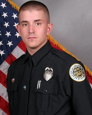 Police Officer Michael Alexander Petrina | Metro Nashville Police Department, Tennessee