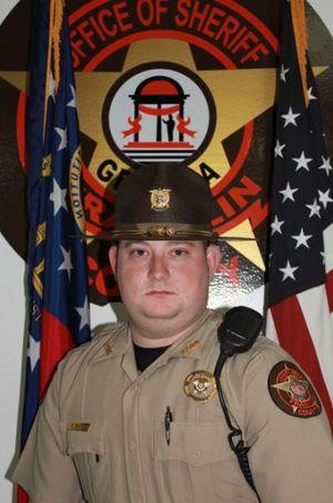 Deputy Sheriff Steven LaCruz Thomas | Franklin County Sheriff's Office, Georgia