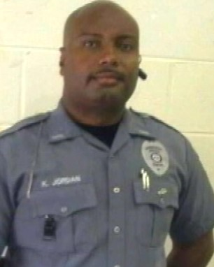 Police Officer Kevin Dorian Jordan | Griffin Police Department, Georgia