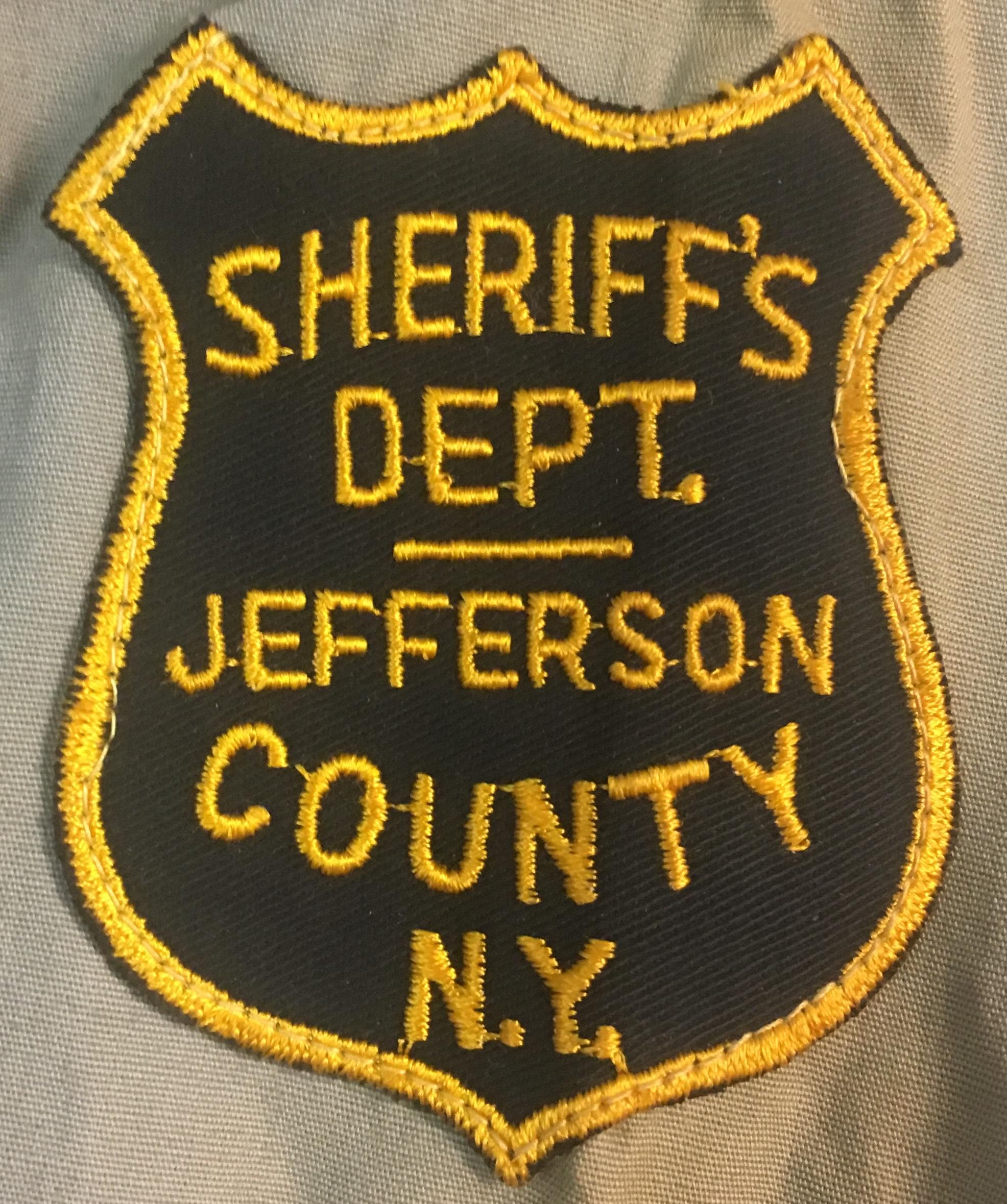 Deputy Sheriff Harry G. Waters | Jefferson County Sheriff's Office, New York