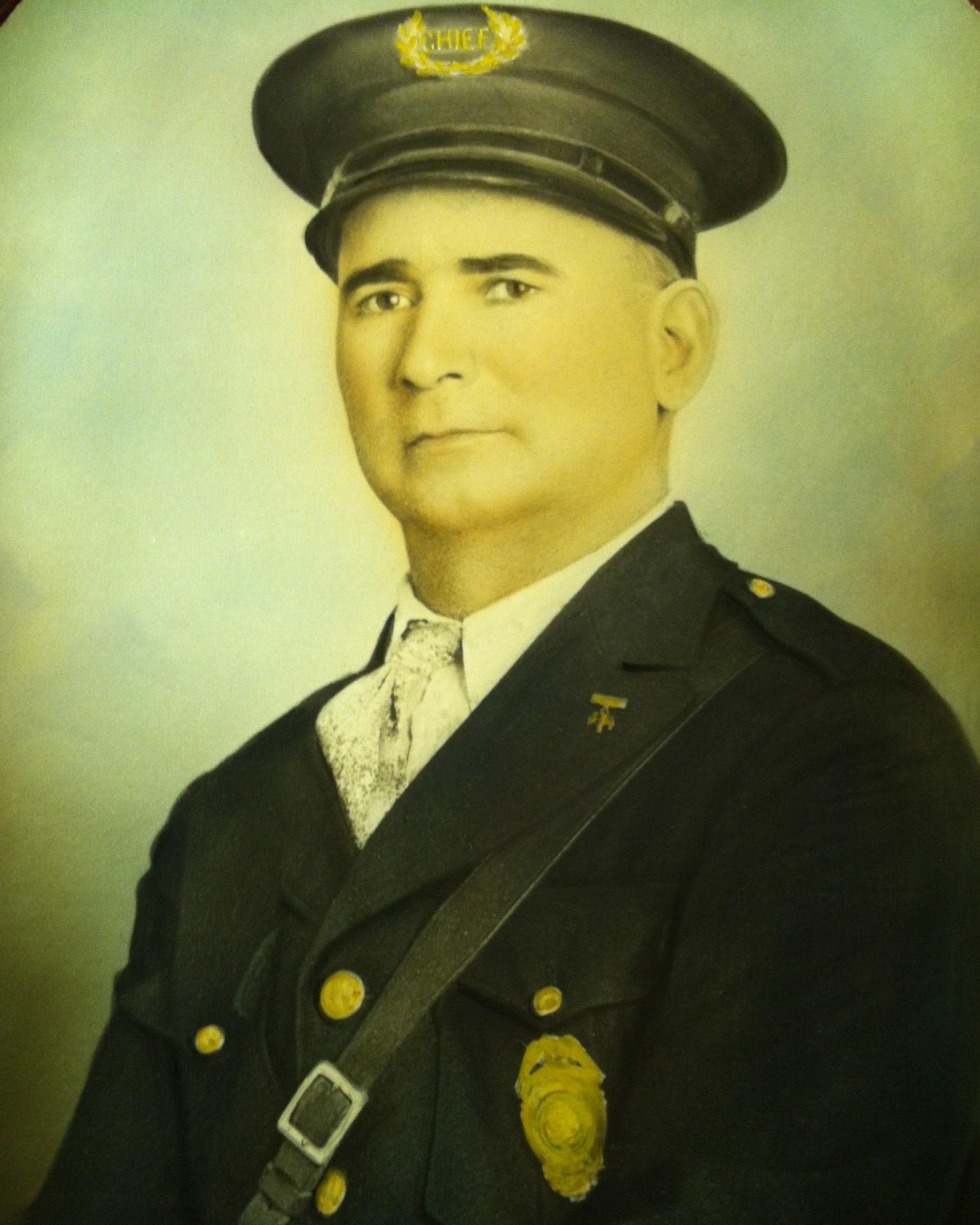 City Marshal Apolonio Pino | Santa Fe Police Department, New Mexico