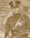 Patrolman Frank W. Drewes, Jr. | Hudson County Police Department, New Jersey