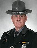 Trooper Michael Allyn Paris, Sr.   Ohio State Highway Patrol, Ohio