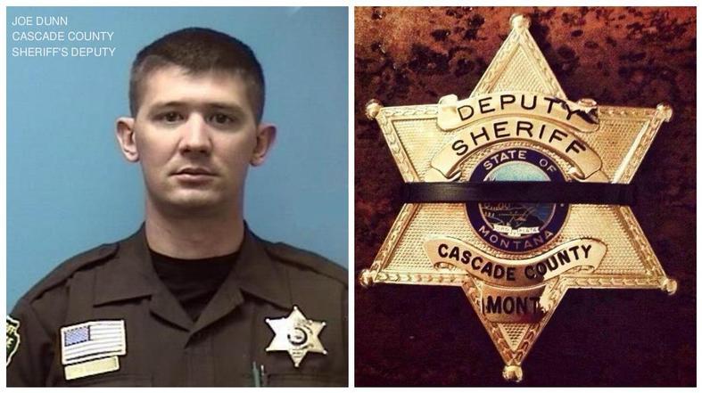 Deputy Sheriff Joseph James Dunn | Cascade County Sheriff's Office, Montana