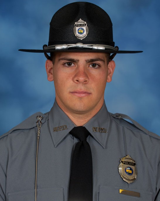 Patrolman II Nickolaus Edward Schultz   Merrillville Police Department, Indiana