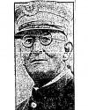 Patrolman John E. Harris | Baltimore City Park Police Department, Maryland