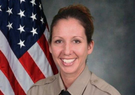 Senior Deputy Jessica Laura Hollis | Travis County Sheriff's Office, Texas