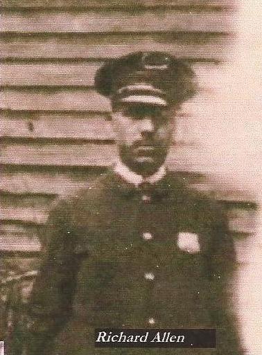 Police Officer Richard Allen Thomas | Washington City Police Department, Pennsylvania