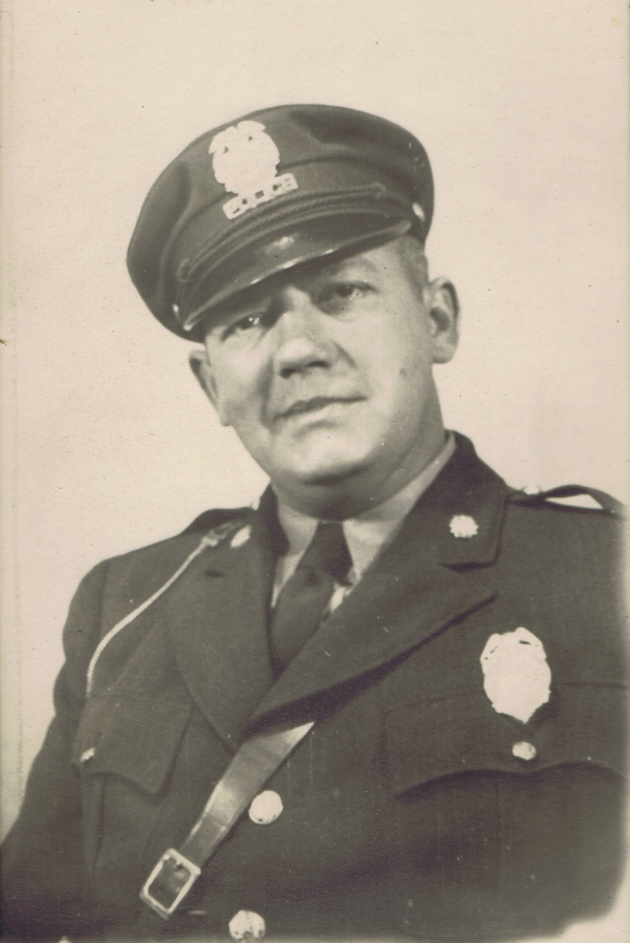 Patrolman George T. Arnold | Charleroi Borough Police Department, Pennsylvania
