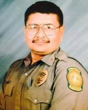 Senior Police Officer Ernest Jesus Montoya, Sr | Navajo Division of Public Safety, Tribal Police