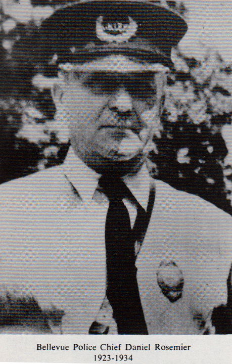 Chief of Police Daniel V. Rosemeier | Bellevue Borough Police Department, Pennsylvania