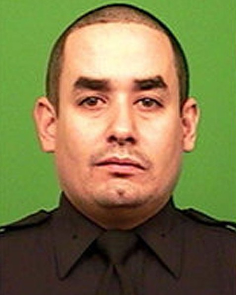Detective Rafael L. Ramos | New York City Police Department, New York