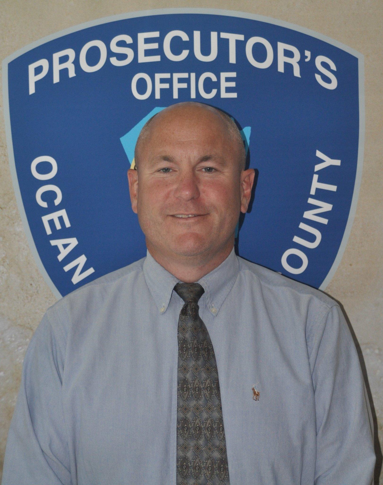 Detective I John Scott Stevens | Ocean County Prosecutor's Office, New Jersey