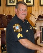 Sergeant Charles Kerry Mitchum | Loxley Police Department, Alabama