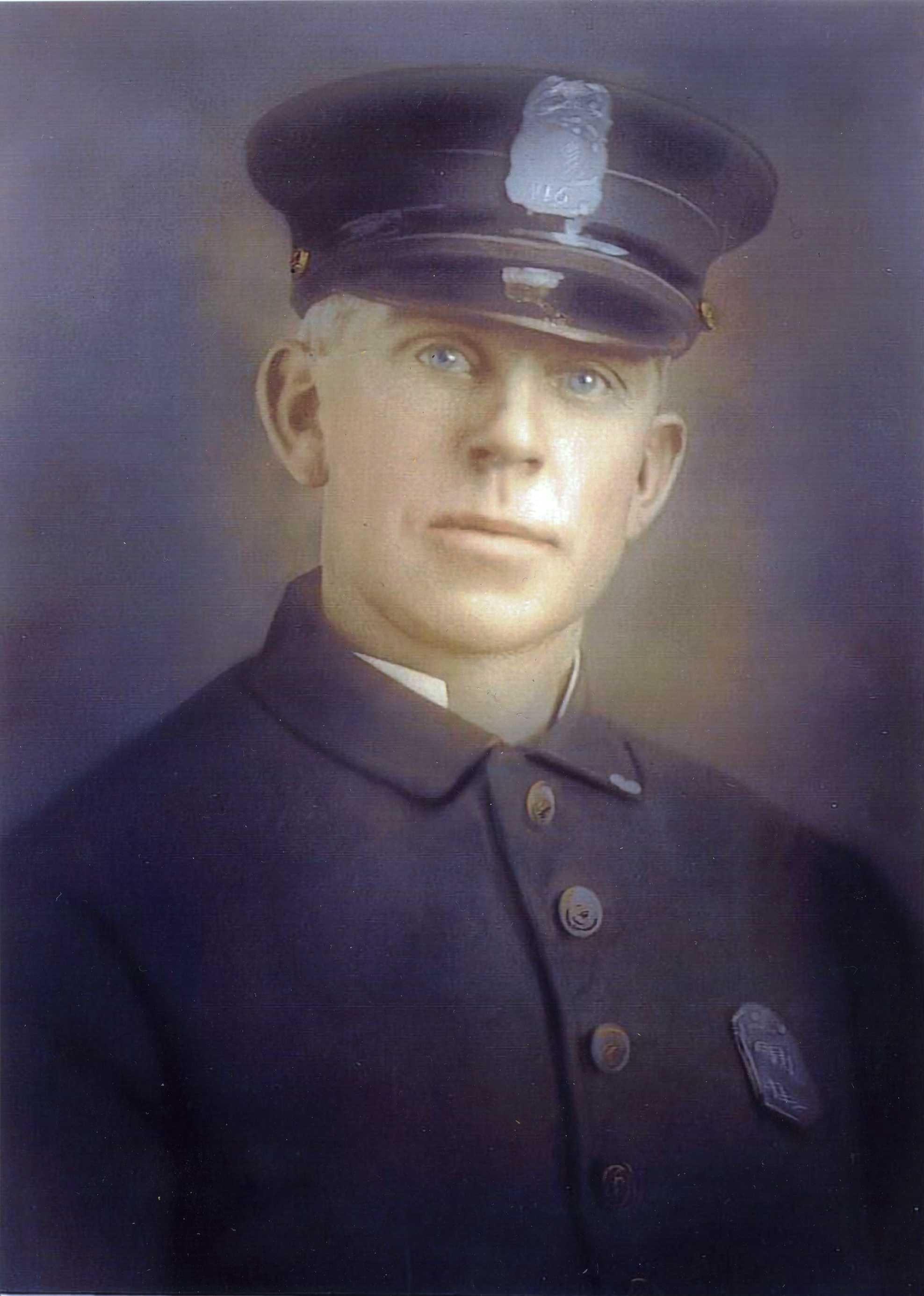 Patrolman John J. Guthrie | Cambridge Police Department, Massachusetts