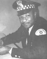Patrolman Sidney Sam, Jr. | Chicago Police Department, Illinois