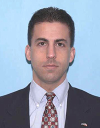 Special Agent William C. Sheldon | United States Department of Justice - Bureau of Alcohol, Tobacco, Firearms and Explosives, U.S. Government