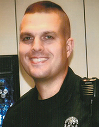 Police Officer Burke Jevon Rhoads | Nicholasville Police Department, Kentucky